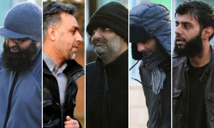 Five men prosecuted for making leaflets calling for the death penalty for gay, lesbian and bisexual people