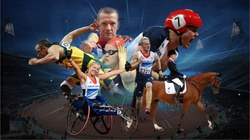 The London Paralympics 2012